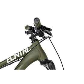 "NS Bikes Eccentric Alu 29"" Raw/Army Green"